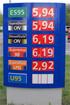 Ceny paliw: benzyna bezołowiowa 98 tanieje