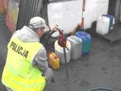 Zatrzymani za kradzieże paliwa