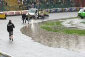 Derby w Zielonej Górze tradycyjnie już odwołane z powodu deszczu
