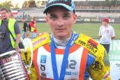 Bartosz Zmarzlik mistrzem Europy juniorów!