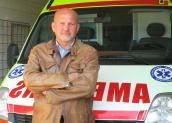 Kwestionariusz gorzowski wypełnia: Andrzej Szmit, dyrektor Wojewódzkiej Stacji Pogotowia Ratunkowego w Gorzowie