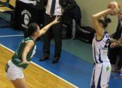 Gorzowskie koszykarki okrutnie męczyły się z outsiderem ekstraklasy