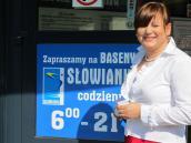 Trzy pytania do Joanny Kasprzak Perki, prezesa CSR Słowianka