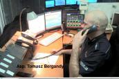 Dyżurny policji znowu ratuje życie