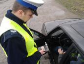 Gorzowscy policjanci na bezpiecznej krajówce