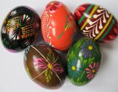 Kraszanki, pisanki, świąteczne cuda z jajek