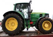 Odzyskany ciągnik rolniczy skradziony w Niemczech