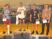 Brązowy medal w kickboxingu