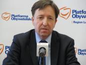 Trzy pytania do posła Witolda Pahla z PO