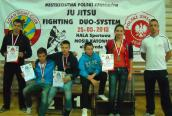 Medale MP juniorów Jamniuka