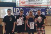 Dwa medale mistrzostw Polski seniorów w ju-jitsu