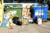 Gorzowianie, nie segregujcie śmieci!