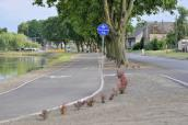Kilometry wyremontowanych dróg powiatowych