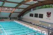 Pływacki weekend w Słowiance