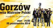 Mistrzowie Polski  na żużlu przyjadą autobusem pod katedrę