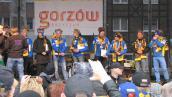 Mistrzowie polskiego żużla uroczyście fetowani w Gorzowie