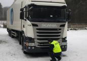Odzyskana ciężarówka, 25-latek aresztowany za paserstwo