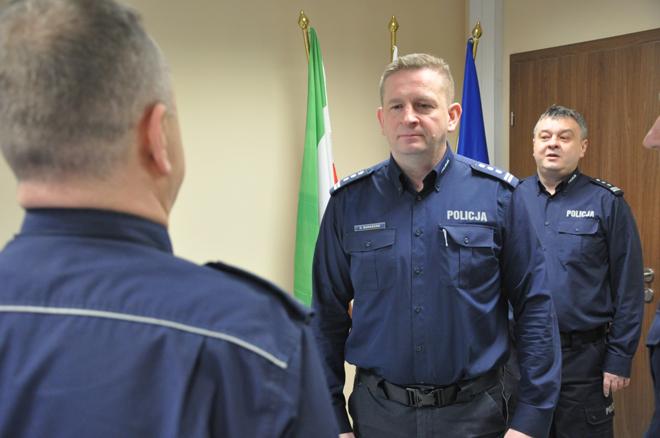 Gorzowscy policjanci podsumowali 2014 rok