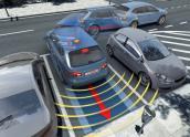 Automatyczne wyszukiwanie miejsc parkingowych