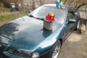 Samochód na wiosnę też wymaga porządków