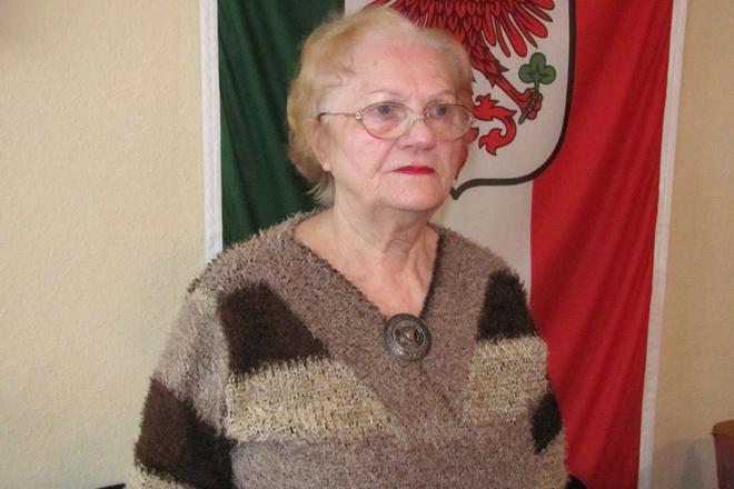 Honorowa obywatelka naszego polskiego Gorzowa