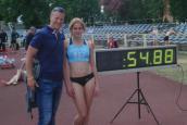 Natalia Kaczmarek pojedzie na mistrzostwa świata!