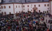 Zimowe spotkania motocyklistów z udziałem gorzowian