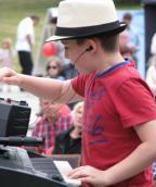 Młody gorzowian najlepiej zagrał na keyboardzie