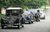 Zlot samochodów klasycznych w Mierzęcinie Classica 2016
