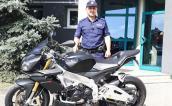 Dzielnicowy odzyskał motocykl wartości 50 tys. złotych