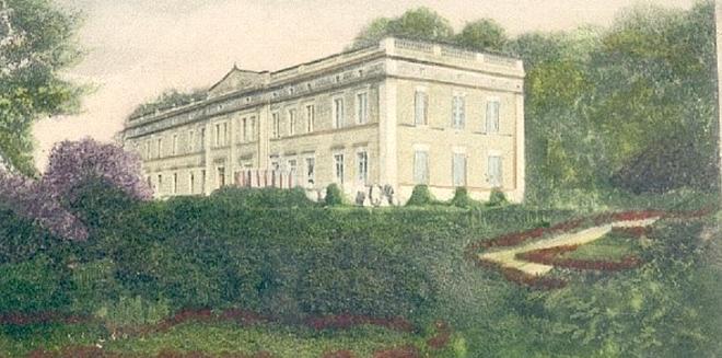 Pałac, w którym mieszkali Łemkowie