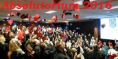 Uroczystość wręczenia dyplomów ukończenia studiów
