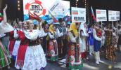 """Niespodziewany finał festiwalu """"Folk Przystań"""""""
