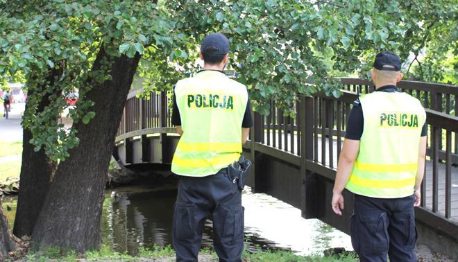 Policjanci ze Skwierzyny zapobiegli tragedii