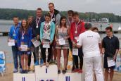 Pływacy Słowianki w czołówce mistrzostw Polski