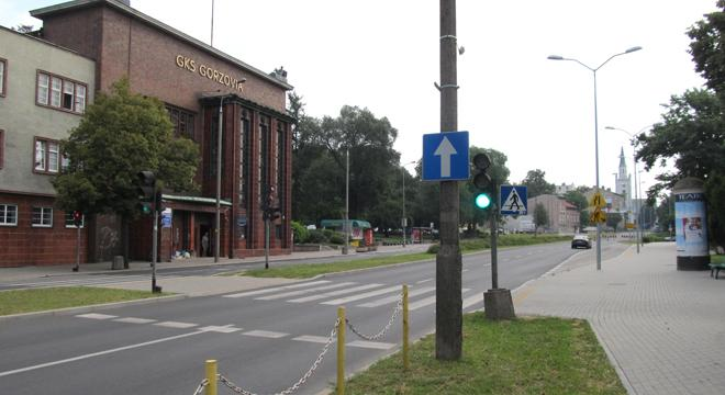 A Szpitalną należy na stałe otworzyć na Warszawską!