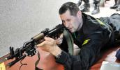 Policyjne ćwiczenia obronne TARCZA-16