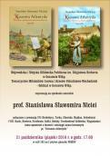 """Prof. St. Nicieja i jego """"Kresowa Atlantyda"""""""
