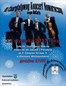 Charytatywny koncert z Grupą MocArta w AJP