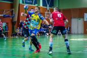 Chrobry Głogów triumfuje w turnieju piłkarzy ręcznych