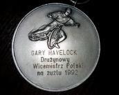 Możesz wylicytować medal Havelocka i pomóc kibicowi Stali!