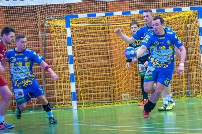 Twardy i zwycięski bój piłkarzy ręcznych Stali Gorzów