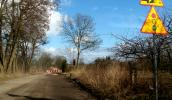 Trudna jazda po dziurach na gorzowskich drogach