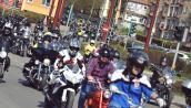 Rozpoczęcie sezonu motocyklowego z lubuską drogówką