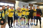 Mistrzowie Polski przygotowani do rozpoczęcia ligowego sezonu