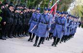77 rocznica Zbrodni Katyńskiej. Policjanci oddali hołd zamordowanym