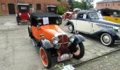 Stare samochody, dawne rajdy