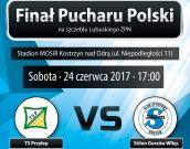 W sobotę piłkarze Stilonu powalczą o Puchar Polski