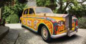 Przemalowany Rolls Royce Lennona
