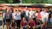 Świetny występ kajakarzy Admiry Gorzów w mistrzostwach Polski